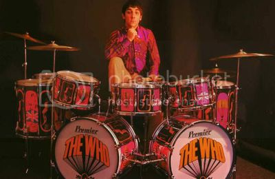 La Mort en Rock vol. 7: Keith Moon