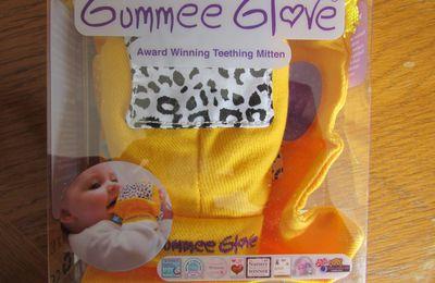J'ai testé... Le gant de dentition Gummee Glove