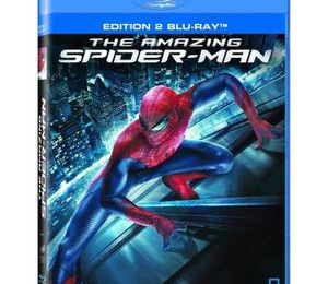"Test Blu-Ray ""The Amazing Spider-Man""."