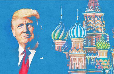 Trump montre les signes d'une détente historique avec la Russie (Indian Punchline)