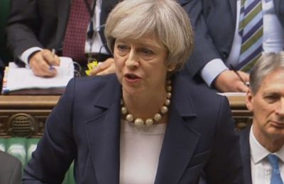 A Victory for Theresa May Will See Britain Dragged Further Towards War With Russia (Countercurrents.org)