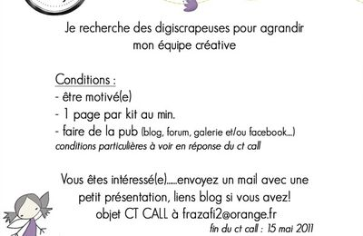 CT Call chez Kiki Designs