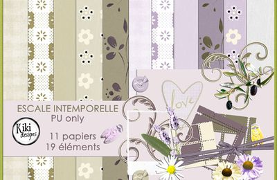 Escale intemporelle : collab publiscrap
