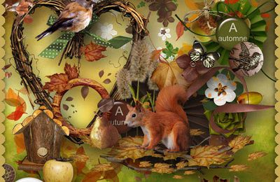 Autumn in love de Leaugoscrap