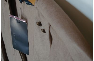La blouse Zara tant convoitée...
