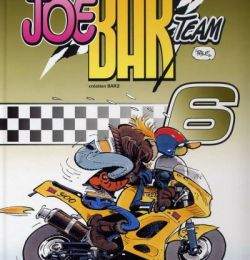 Joe Bar Team 6 de Fane