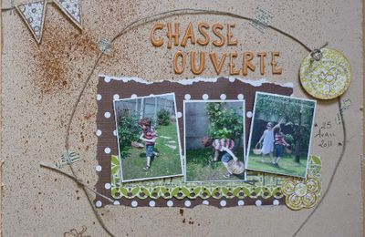 Chasse Ouverte!