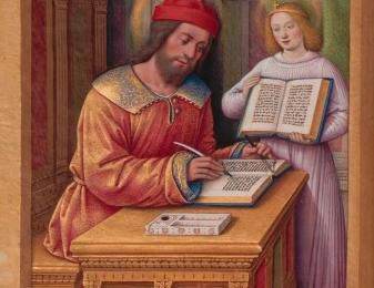 21 septembre : saint Matthieu...