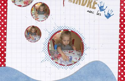 Page de Ludi gagnante de mon kit School Party