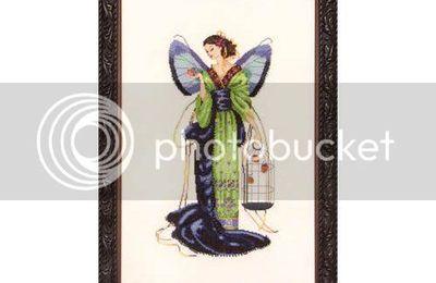september sapphire's fairy de Mirabilia
