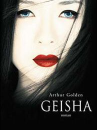 Geisha, Arthur Golden (Challenge asiatique 2/20)