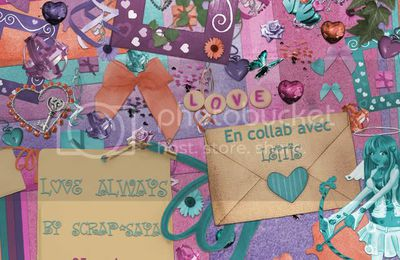 Love always en collaboration avec Leitis