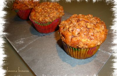 Muffins Streusel