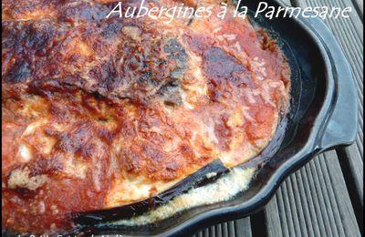 Aubergines à la parmesane (melanzane alla parmigiana)