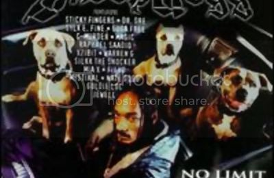 Snoop Dogg. No Limit Top Dogg (1999)