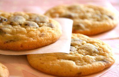 Cookies USA au chocolat au lait... miaaaaaaaaaam