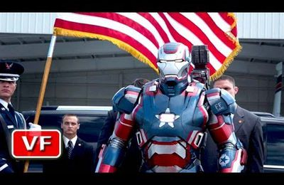 Movie: Iron Man 3