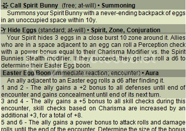 The Easter Shaman
