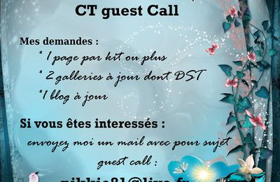 CT GUEST CALL