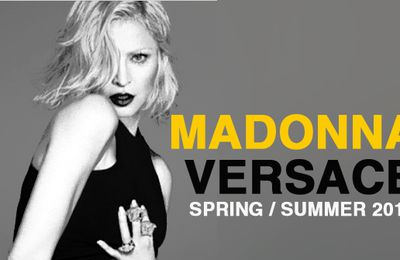 Madonna + Versace - New Pictures