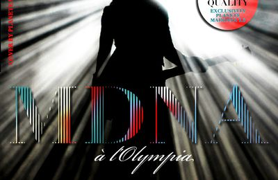 MDNA TOUR - Olympia Remastered & Mixed by Planete Madonna 2.0