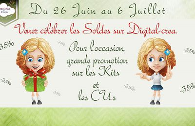 Promotion @digitalcréa