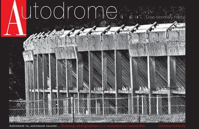 Livre : L'Autodrome sous l'œil de Christian Schmaltz
