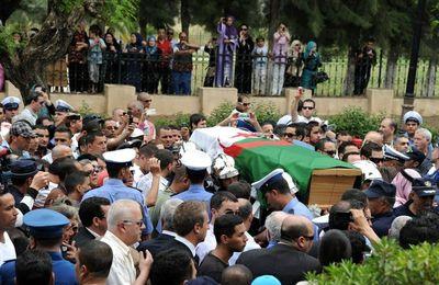 Funérailles de Warda El Djazairia