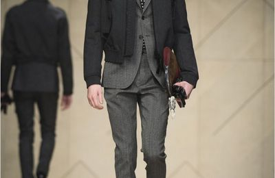 Burberry Prorsum Menswear Autumn/Winter 2012