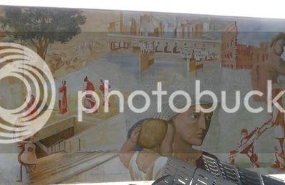 Fresques et pignons...murs mûrs en couleurs (partie1)