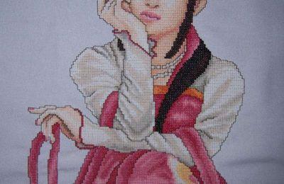 La jeune japonaise