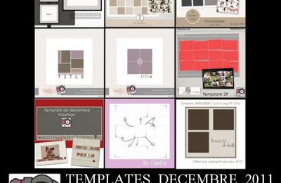 Blog Train Templates / ACO