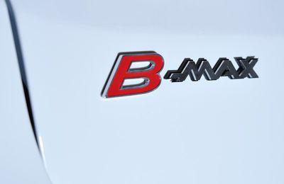 Genève 2012 : on a les tarifs du Ford B-Max