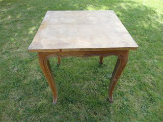 Relooking table