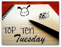 Top Ten Tuesday #11