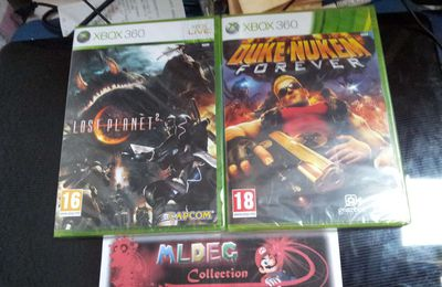 [achats] 4 new jeux =) +2 Xbox360 // +2 Wii