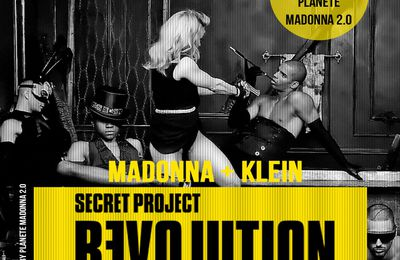 #SCRETPROJECT - The Soundtrack by Planete Madonna 2.0