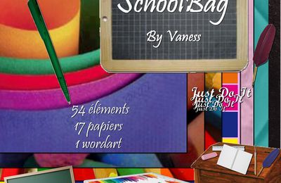 Schoolbag by vaness