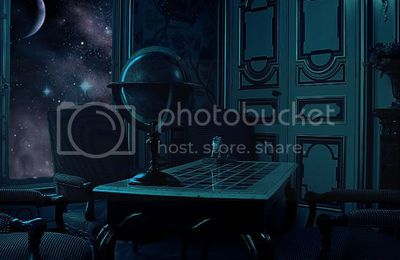 [PHOTOMONTAGE] Room Night
