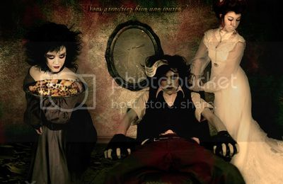 [PHOTOMONTAGE] Sweeney Todd !