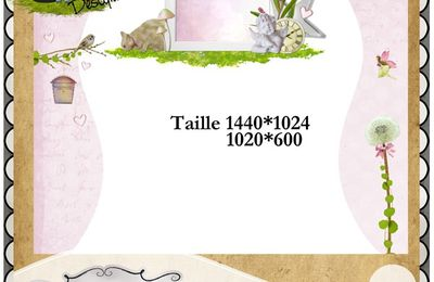 "Design blog ""Balade romantique"" by Bdesigns"
