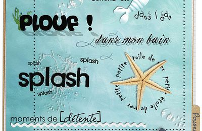 WA Bubbles by Letiscrap + freebie