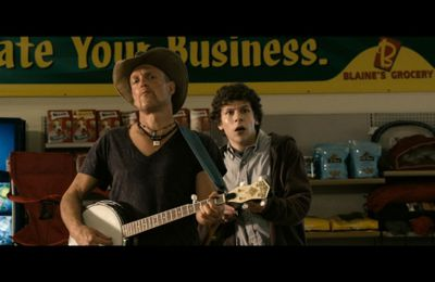[Test/BluRay] Bienvenue à Zombieland