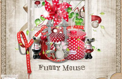 kit funny mouse