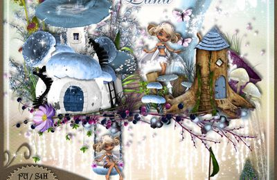 My little fairy land de Mellye Creations