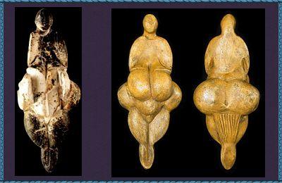 Les Vénus préhistoriques