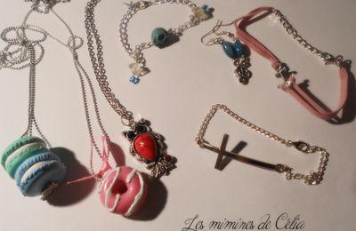 Les news dans Les bijoux de Chooxe !!!