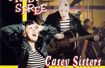 The Casey Sisters & the Salt Flats Stompers - Crazee Speer