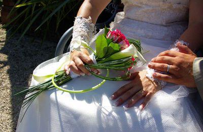 Reportage du mariage