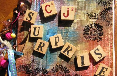 "un circle journal ""SURPRISE""........"